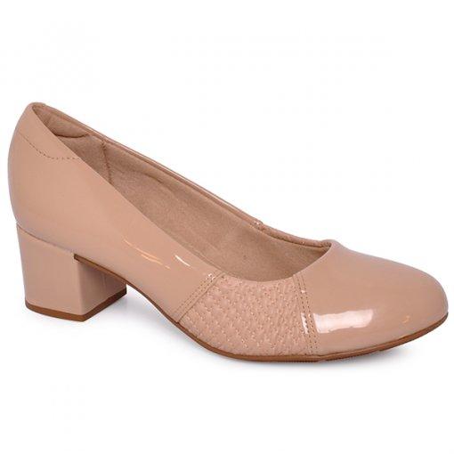 Sapato Modare 7316108 Bege/Bege