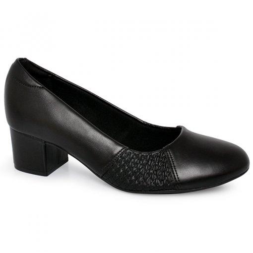 Sapato Modare 7316108 Preto/Preto