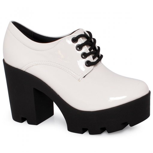 Sapato Oxford Clara Jordana 4144-01