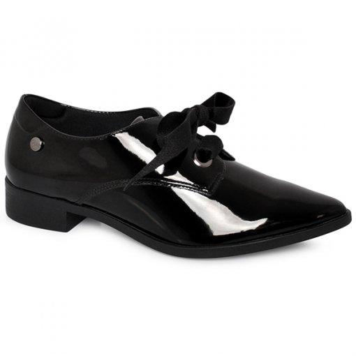 Sapato Oxford Quiz 69-50127 Preto