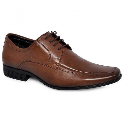 Sapato Social Jota Pe 45009 Marrom