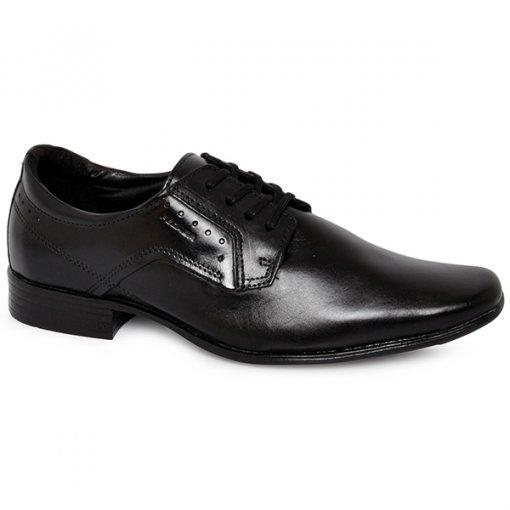 Sapato Social Pegada 124612-01 Preto