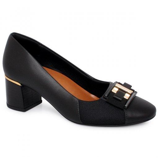 Sapato Usaflex Z2605/62 Preto