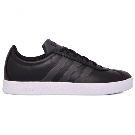 Tênis Adidas VL Court 2.0 B43816 Preto