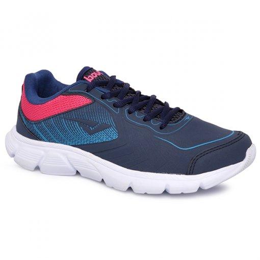 Tênis Bouts 72028-262 Azul Marinho/Pink