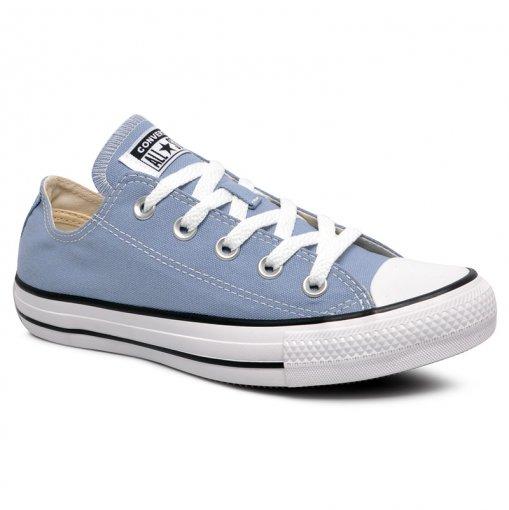 Tênis Converse All Star Chuck Taylor CT04200030 Azul/Preto/Branco