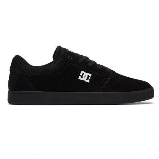 Tênis Dc Shoes Crisis La Adys100029l Preto/Preto/Branco