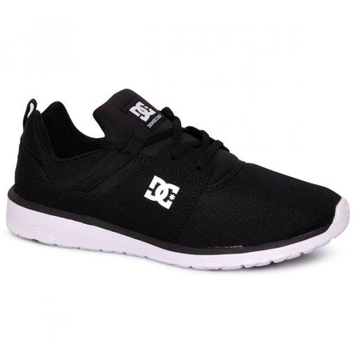 Tênis Dc Shoes Heathrow Adys700071 Preto/Branco