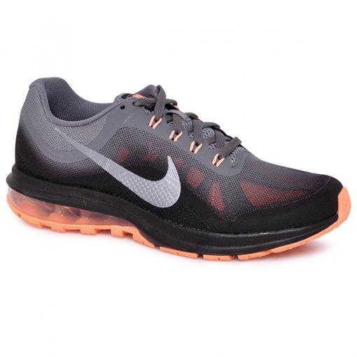 Tênis Feminino Nike Air Max Dynasty2 852445-008 Cinza/Preto