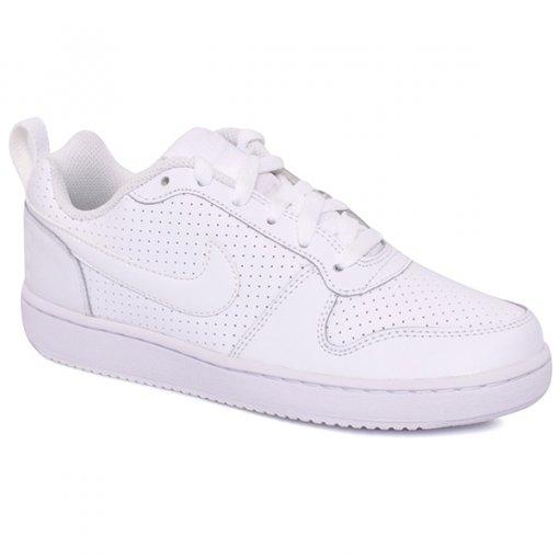 Tênis Feminino Nike Court Borough 844905-110 Branco