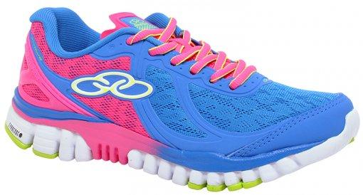 Tênis Feminino Olympikus Involve 195 Blue/Pink