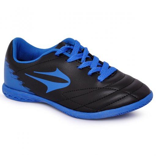 Tênis Indoor Infantil Masculino Topper Slick 2 Preto/Azul