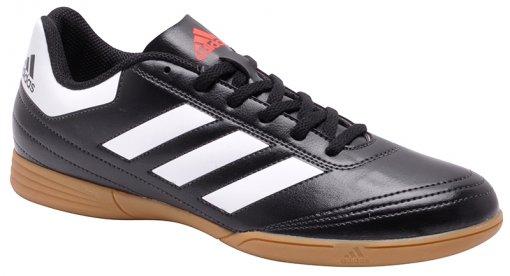 f697e9be68f Tênis Indoor Masculino Adidas Goletto Vi Aq4292 White Red Black