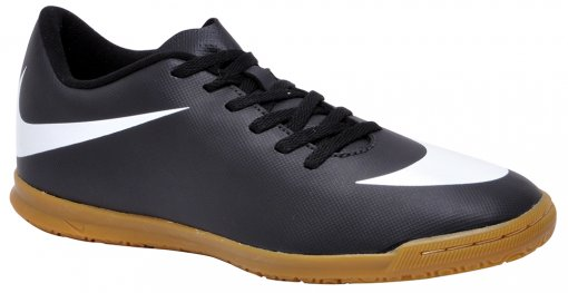 Tênis Futsal Nike Bravata 768924-011 Black/White
