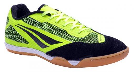 Tênis Indoor Masculino Penalty Max 500 7 Amarelo/Preto
