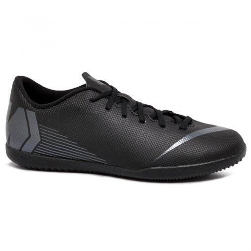 Tênis Futsal Nike Vapor 12 Club AH7385-001 Preto