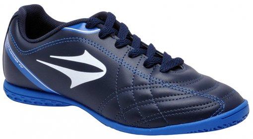 Tênis Indoor Topper Titanium 4 Azul Marinho/Azul/Branco