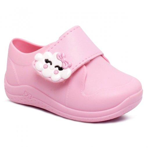 Tênis Infantil World Colors 104.001 Rosa
