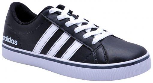 Tênis Adidas Vs Pace B74494 Preto/Branco