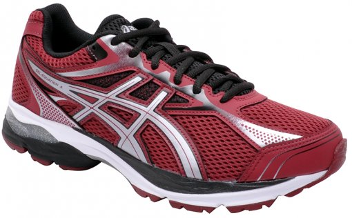 Tênis Masculino Asics Gel-Equation 9a Pomegranate/Silver/Black