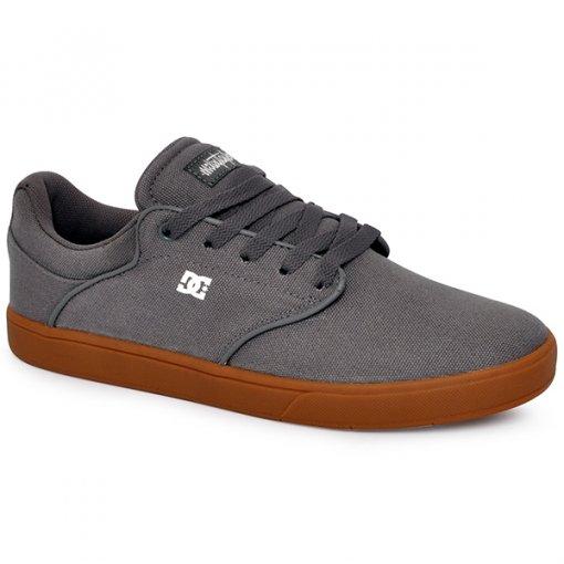 Tênis Masculino Dc Shoes Mikey Taylor Stxla 320350l Cinza/Marrom