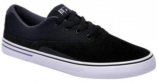 Tênis Masculino DC Shoes Soultan S ADYS300196L Black-White