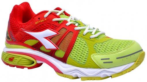 Tênis Masculino Diadora N7100 C4425 Red/White