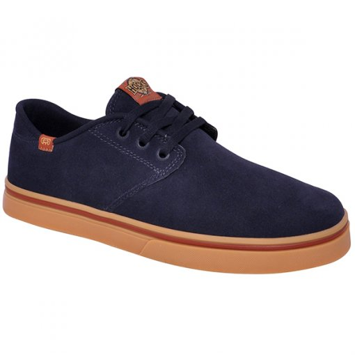 Tênis Hocks Del Mar Originals R1003 Navy/Cobre