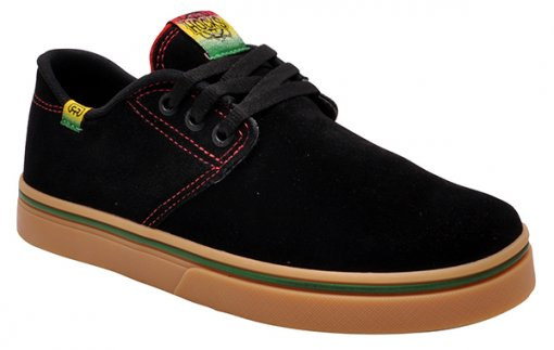 Tênis Masculino Hocks Del Mar Originals R1023 Preto