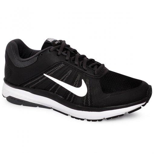 Tênis Masculino Nike Dart 12 Msl 831533-001 Preto/Branco