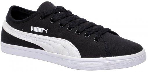 Tênis Masculino Puma ELSU CN 356749-11 Black/White