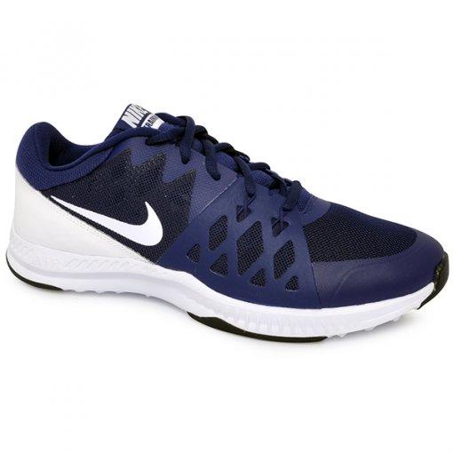 Tênis Nike Air Epic Speed Tr2 852456-404 Azul Marinho/Branco