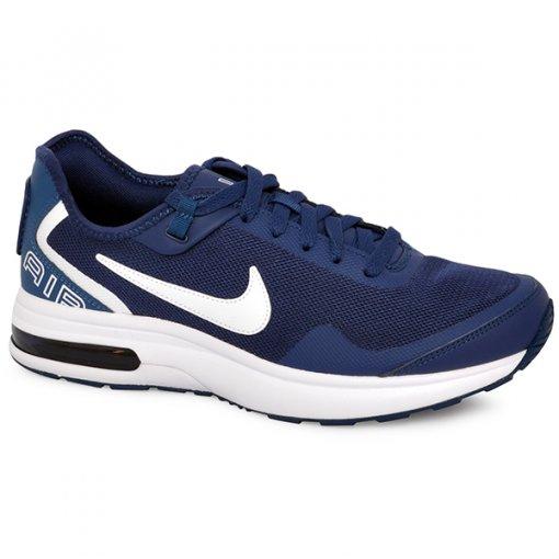 Tênis Nike Air Max Lb Ah7336-400 Azul Marinho/Branco