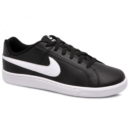 10d8d3d5f Tênis Nike Court Royale 749747-010 Preto/Branco