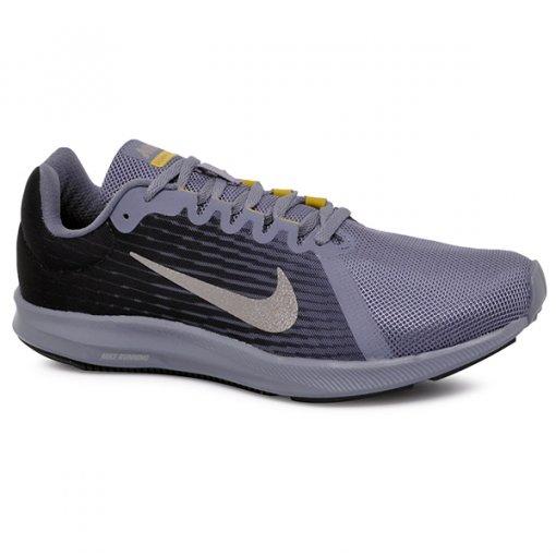 Tênis Nike Downshifter 8 908984-011 Carbono/Preto