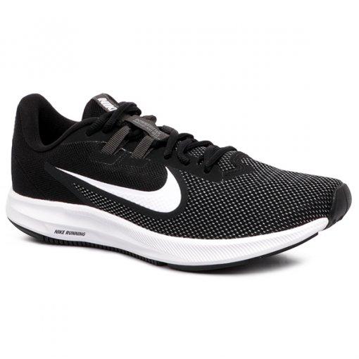 Tênis Nike Downshifter 9 AQ7481-002 Preto/Branco