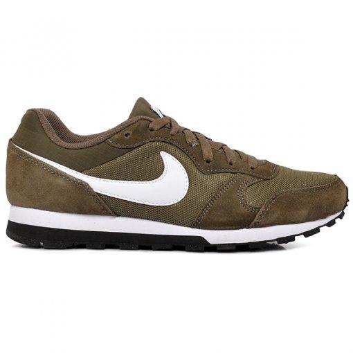 Tênis Nike Md Runner 2 749794 204 Verdebranco