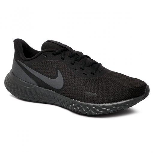 Tênis Nike Revolution 5 BQ3204-001 Mesh Preto