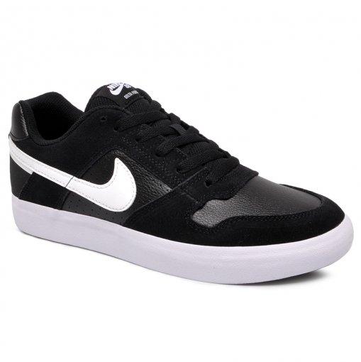 Tênis Nike Sb Delta Force VC 942237-010 Preto/Branco