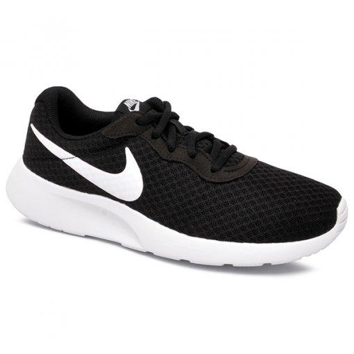 Tênis Nike Tanjun 812655-011 Mesh Preto/Branco