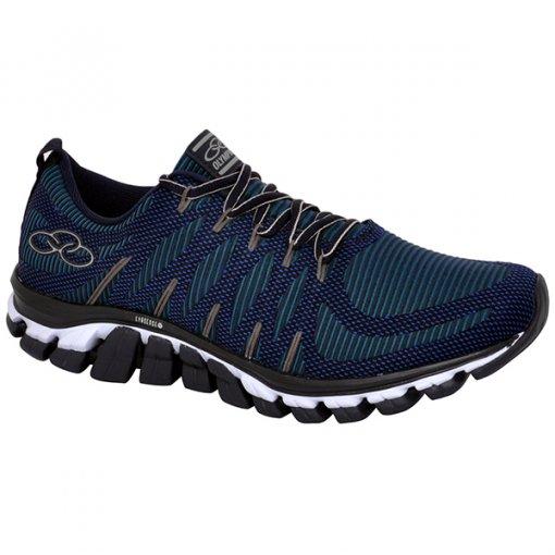 Tênis Olympikus Style 298 Azul Marinho/Veridian