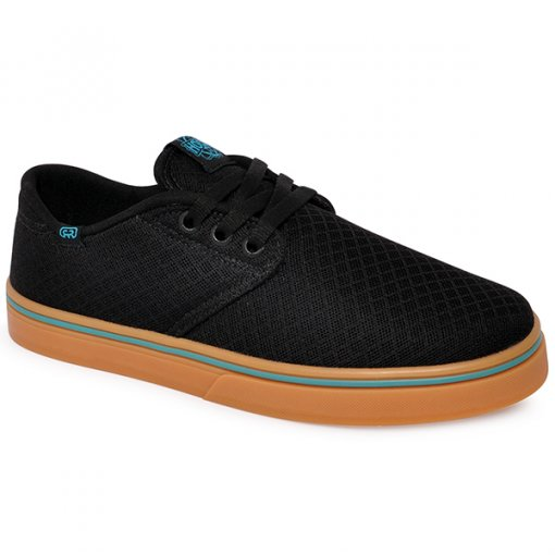 Tênis Hocks Del Mar Originals R1002 Preto