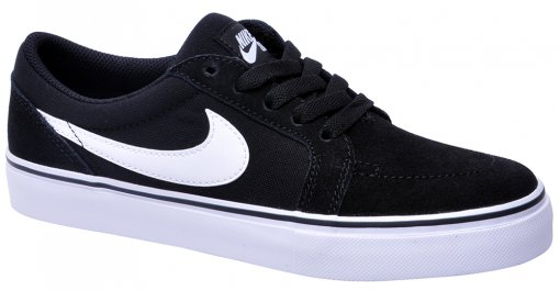 Tênis Unissex Nike SB Satire II 729809-001 Black-White
