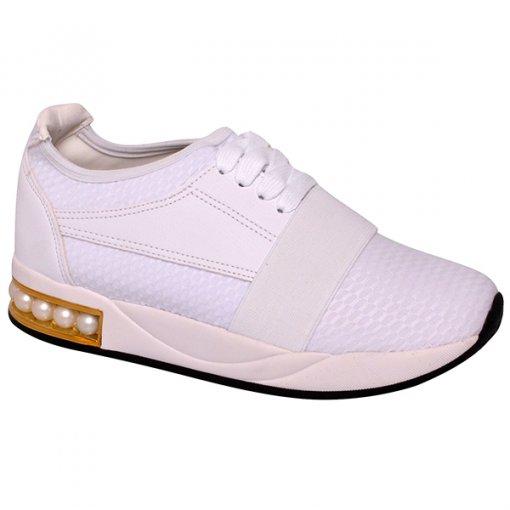 Tênis Vizzano 1291201 Branco/Branco