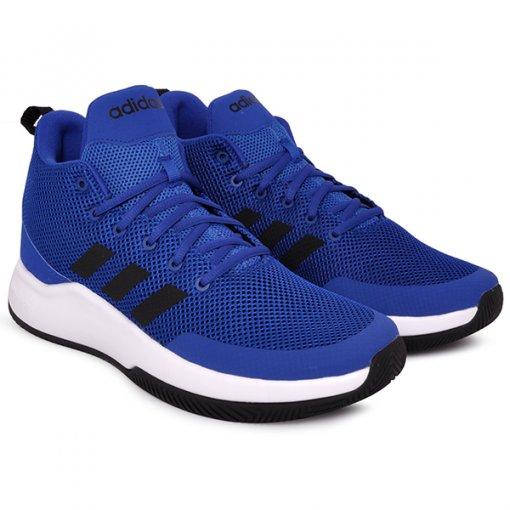 reputable site df673 44699 Tênis Bota Adidas Speedend2end BB7019 Azul Preto Branco