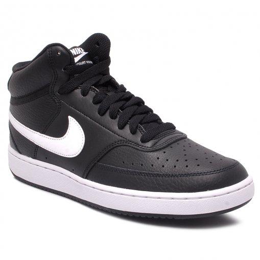 académico favorito volverse loco  Tênis/Bota Nike Court Vision Mid CD5466-001 Preto