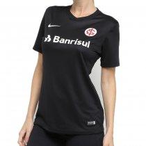 Imagem -  Camiseta Internacional Feminina Nike Torcedor III OF.CQ4429-010 Preto - 123008300270001