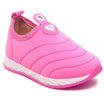 Imagem -  Tênis Infantil Sem Cadarço Molekinha Feminino 2701103 Pink