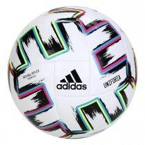 Imagem - Bola Campo Adidas Uniforia Euro2020 Branco/Azul/Verde/Pink - 248798