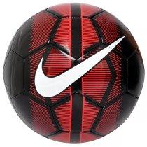 Imagem - Bola Campo Nike Mercurial Fade SC3023-010 Preto/Vermelho - 221348